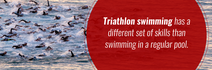 Triathlon Swimming Skill Set