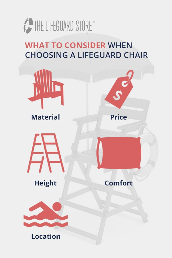 What to Consider When Choosing Lifeguard Chair