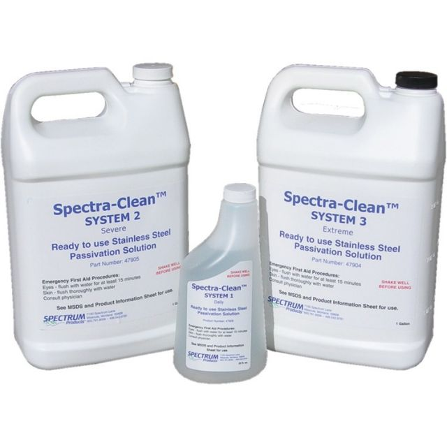 Spectra-Clean Stainless Steel Cleaner