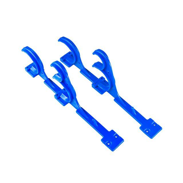 Plastic Pole Hanger Set