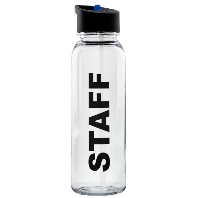 Staff 24oz Water Bottle