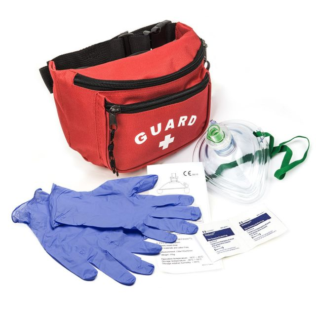 Standard Guard Hip Pack Kit