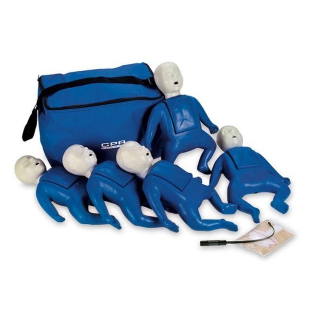 Nasco CPR Prompt Infant 5 Pack