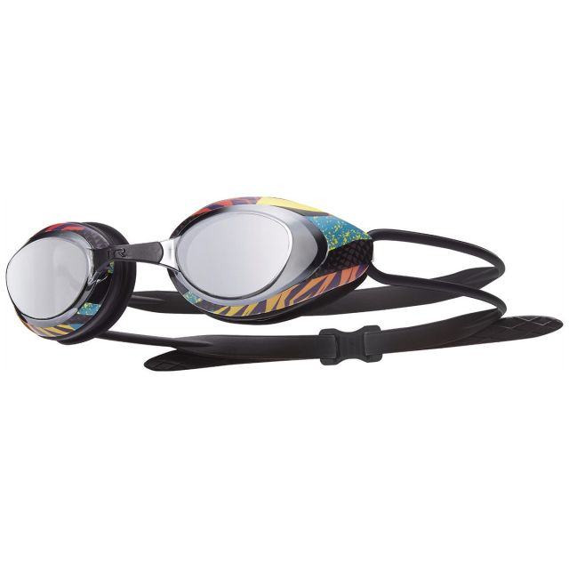 TYR Black Hawk Racing Mirrored Goggles