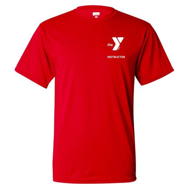YMCA Instructor Dri-Fit Tee