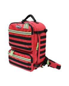 Kemp USA Fluid-Resistant Tarpaulin Rescue & Tactical EMS Bag