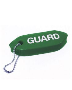 Rescue Tube Key Chains-Hunter Green
