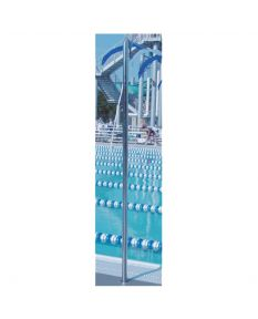 Kiefer Backstroke Flag Stanchion - Schedule 40