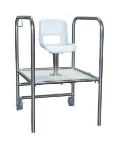 Torrey II Mobile Guard Chair