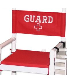 Replacement Seat and Back for Portable Lifeguard Station