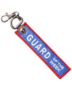 Guard of the Week Bag Tag