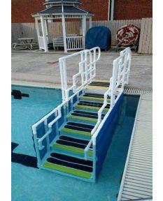 Aquatrek ADA Ladder 6-Tread