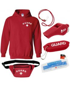 Lifeguard Hoodie Basics Kit