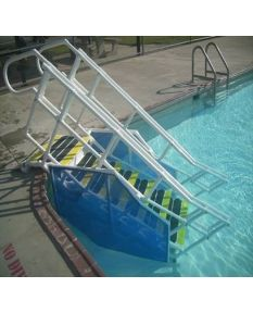 Aquatrek2 ADA 7-Tread Step System