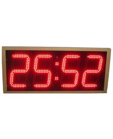 4-Digit Slim Pace Clock