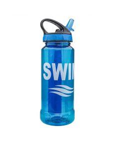 Swim 24oz Water Bottle w/Freeze Stick