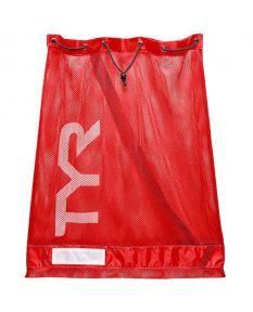 TYR Mesh Equipment Bag-Red