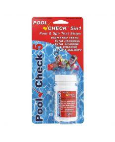 5-Way Pool Check