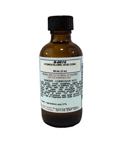 2oz Hydrochloric Acid Concentrated