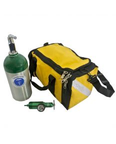 Portable Oxygen Unit with Bag