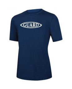 RISE Guard Short Sleeve Rashguard-Navy-XSmall