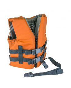 RISE Children's Life Vest  - Color - Rustic Orange