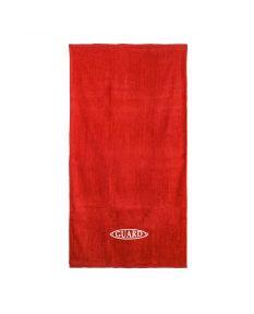 Guard Towel-Red-No