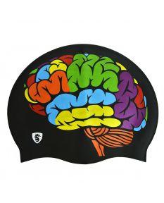 Kiefer Brain Color Silicone Cap