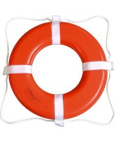 "30"" USCG Ring Buoy - Color - Orange"