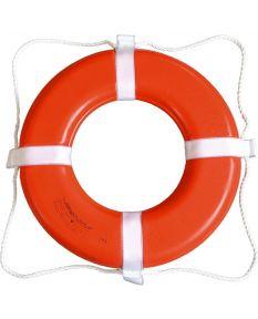 "24"" USCG Ring Buoy - Color - Orange"