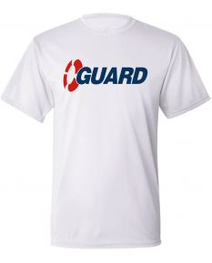 Dri-Fit Exclusive Guard Short Sleeve T-Shirt -White-Large