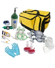 Lifeguard First Response Bag Kit-Yellow