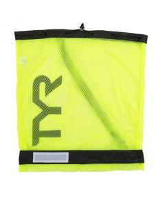 TYR Mesh Equipment Bag-Fl. Yellow