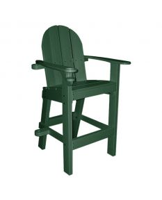 500 Lifeguard Chair - Color - Forest