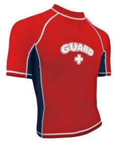 RISE Guard Short Sleeve Splice Rashguard