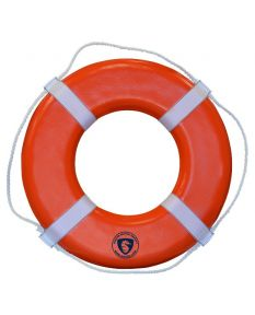 "Kiefer 20"" Ring Buoy-Orange"