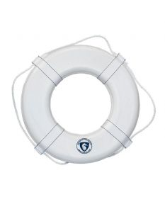 "Kiefer 20"" Ring Buoy-White"