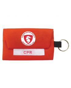 CPR Rescue Key Chain