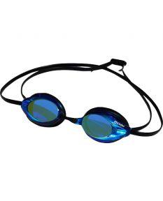 Kiefer Express Mirror Swim Goggles-Blue/Black