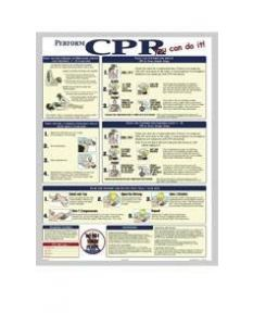 Perform CPR Sign