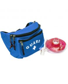 Seal Rite Mask with Guard Hip Pack Kit