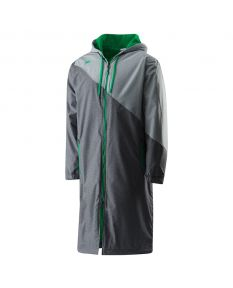 Speedo Color Block Parka-Speedo Green-XXXSmall-Yes