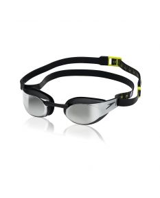 Speedo Fastskin3 Elite Mirrored Goggle-Speedo Black