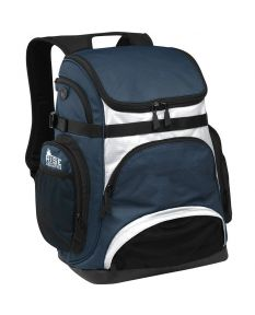 RISE Pro Team Backpack-Yes -Navy/White