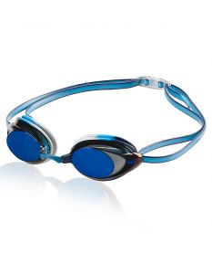 Speedo Vanquisher 2.0 Mirrored Goggle - Color - Pacific Blue