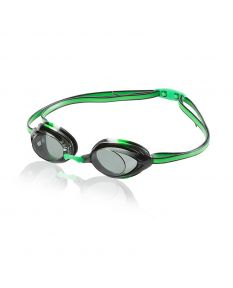Speedo Jr Vanquisher 2.0 Goggle - Color - Black/Green
