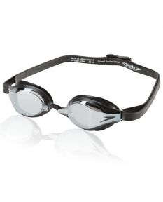 Speedo Speed Socket 2.0 Goggle -Black/Silver