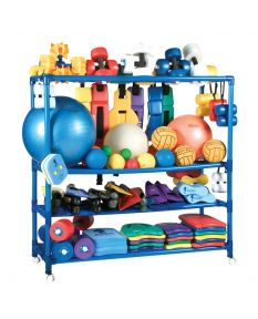 Kiefer Rolling Equipment Rack