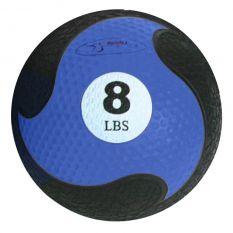 8lb. Fitball Deluxe Medicine Ball
