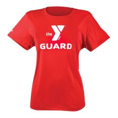 YMCA Quick Dry Women's Tech Guard Shirt